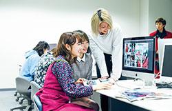 ファッション 広報 プレス 専門学校 デジタル ムービー