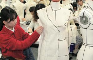 ファッション 専門学校 ニット デザイン