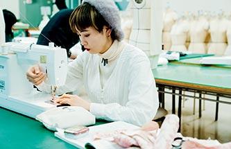 服飾専門課程 服装科