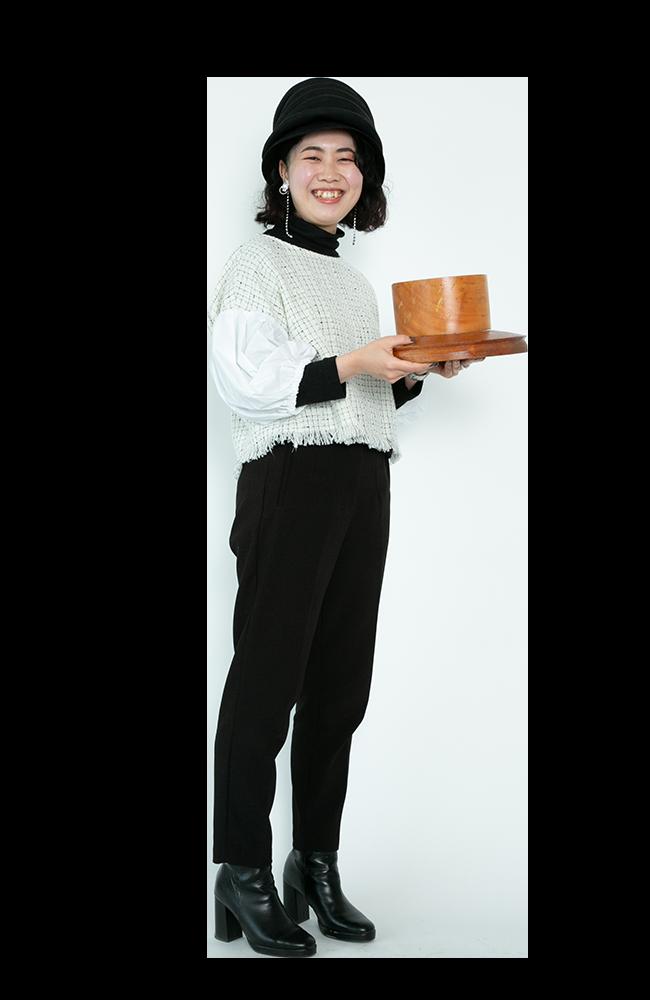 デザイナー 専門学校 帽子 学生